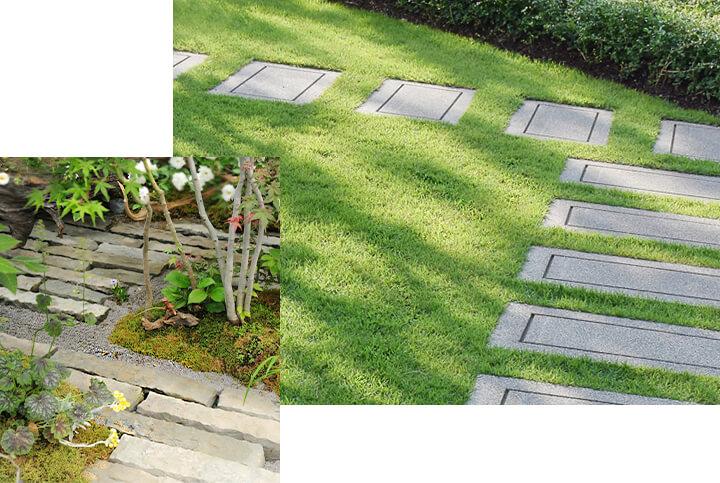 千葉で外構エクステリア工事を行うZOUSの庭まわり工事